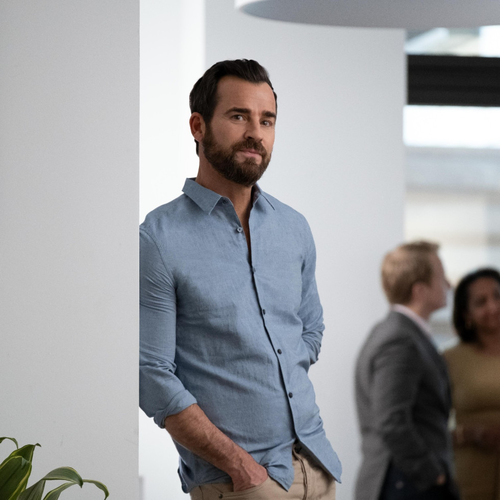 Justin Theroux in False Positive