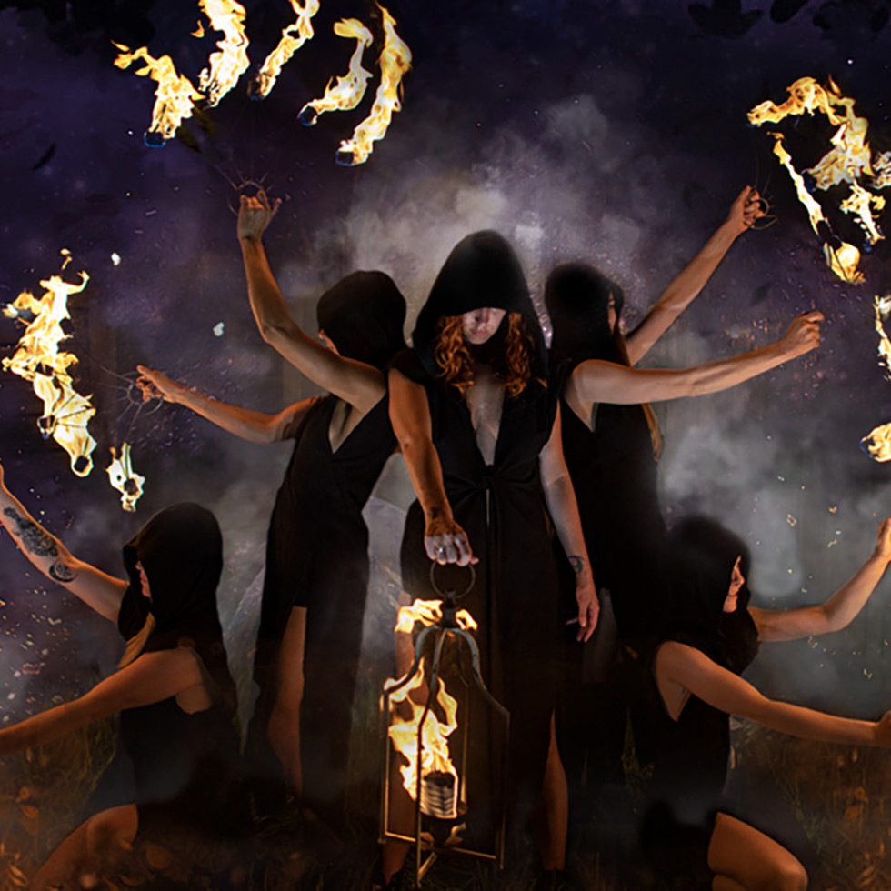 Pyrotex Fire Collective presents Enter the Ember