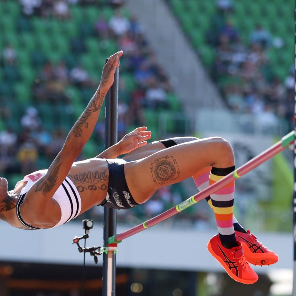 Inika McPherson, Olympics