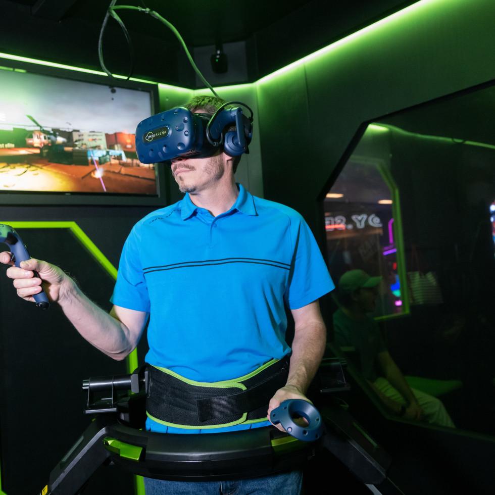Palace Social virtual reality