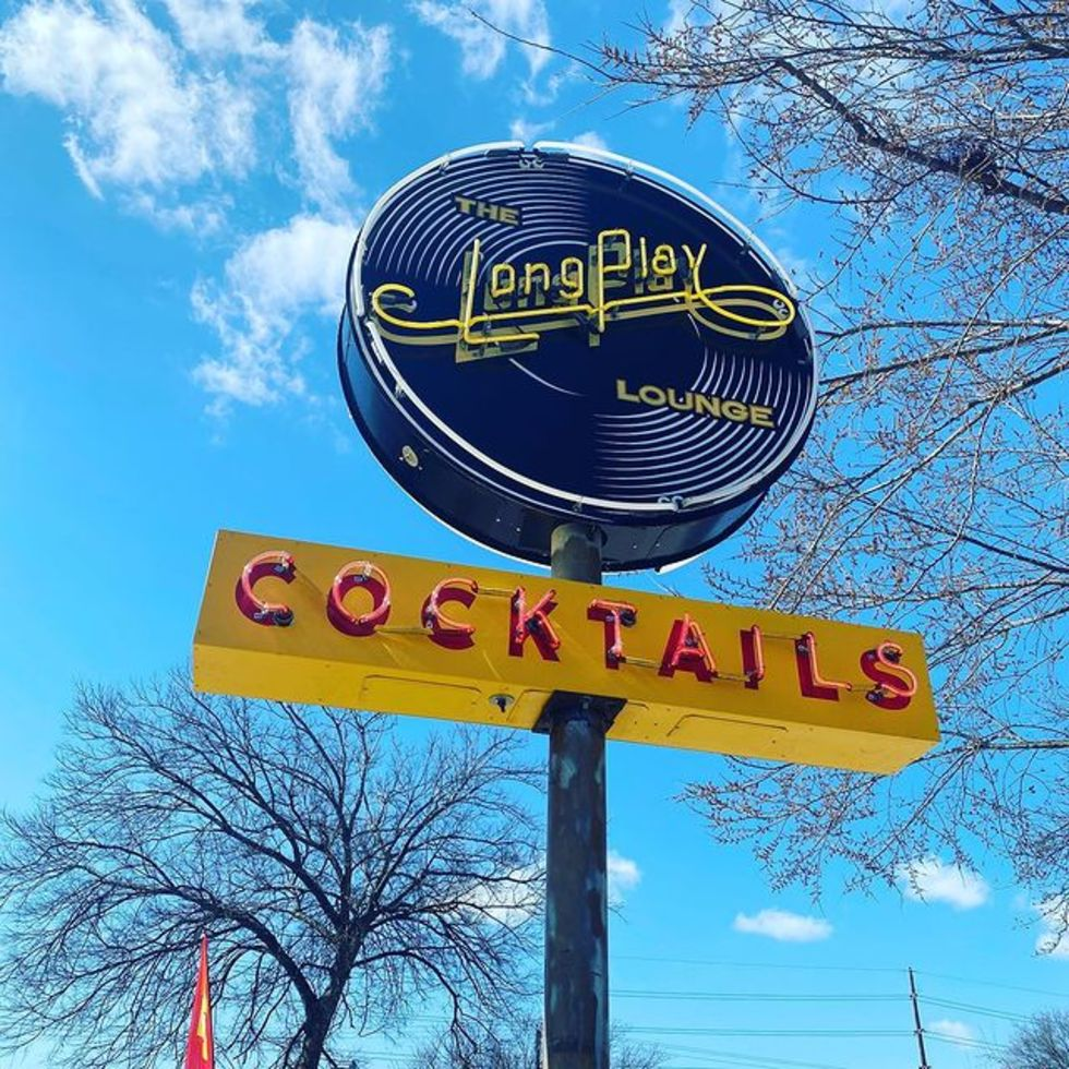 Long Play Lounge