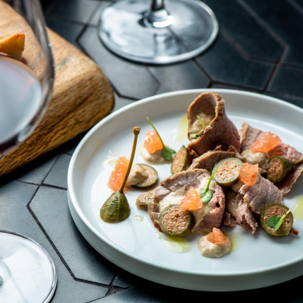 Concura Italian Bites vitello tonnato