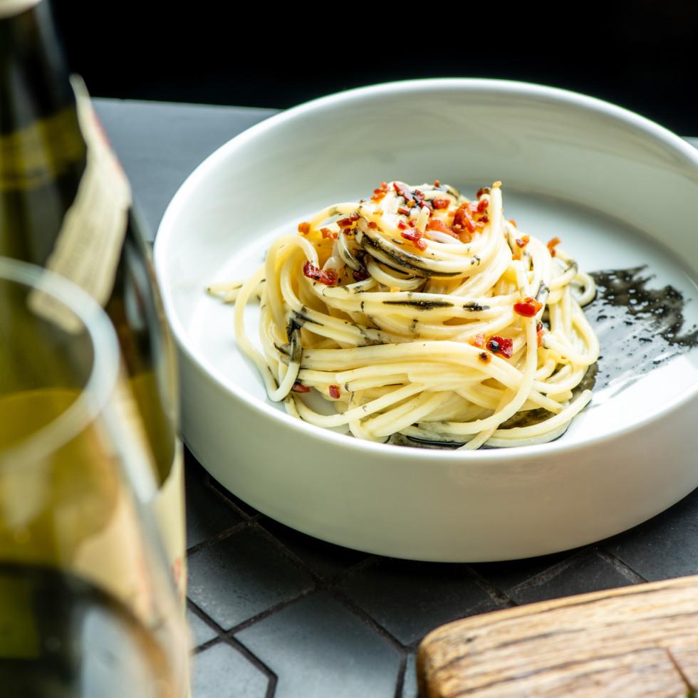 Concura Italian Bites carbonara di pesce