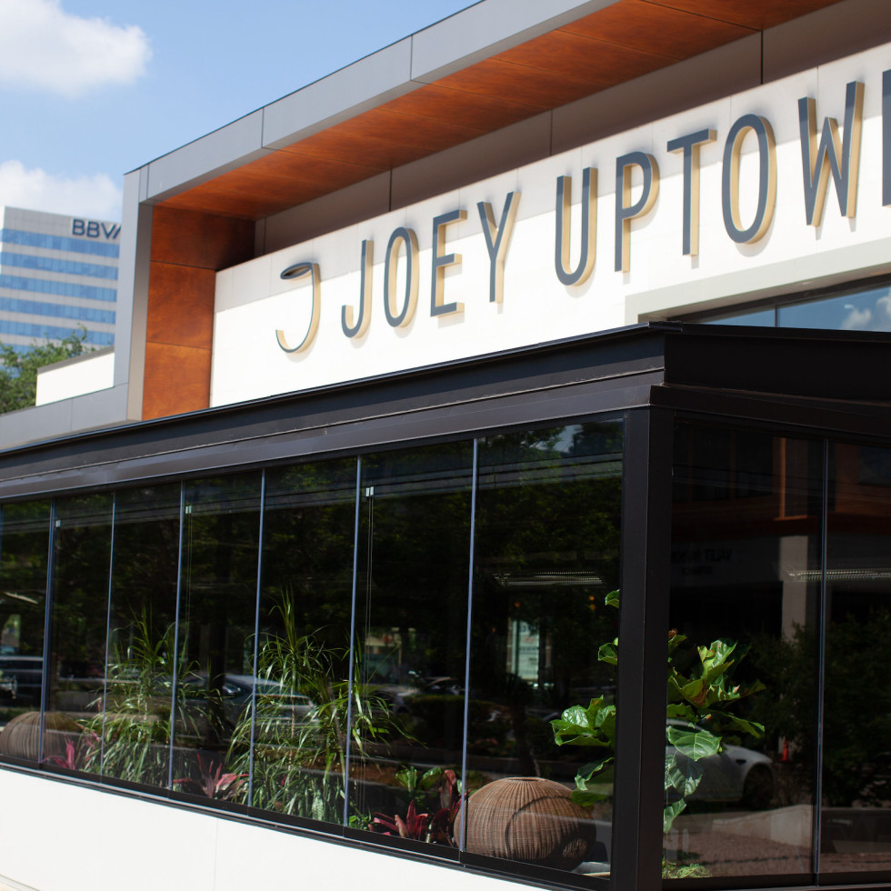 Joey restaurant exterior