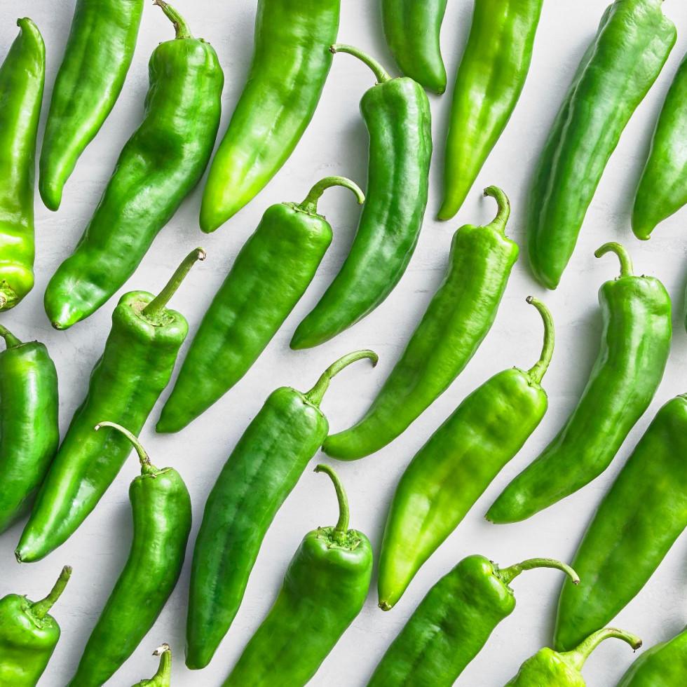 Hatch chilis