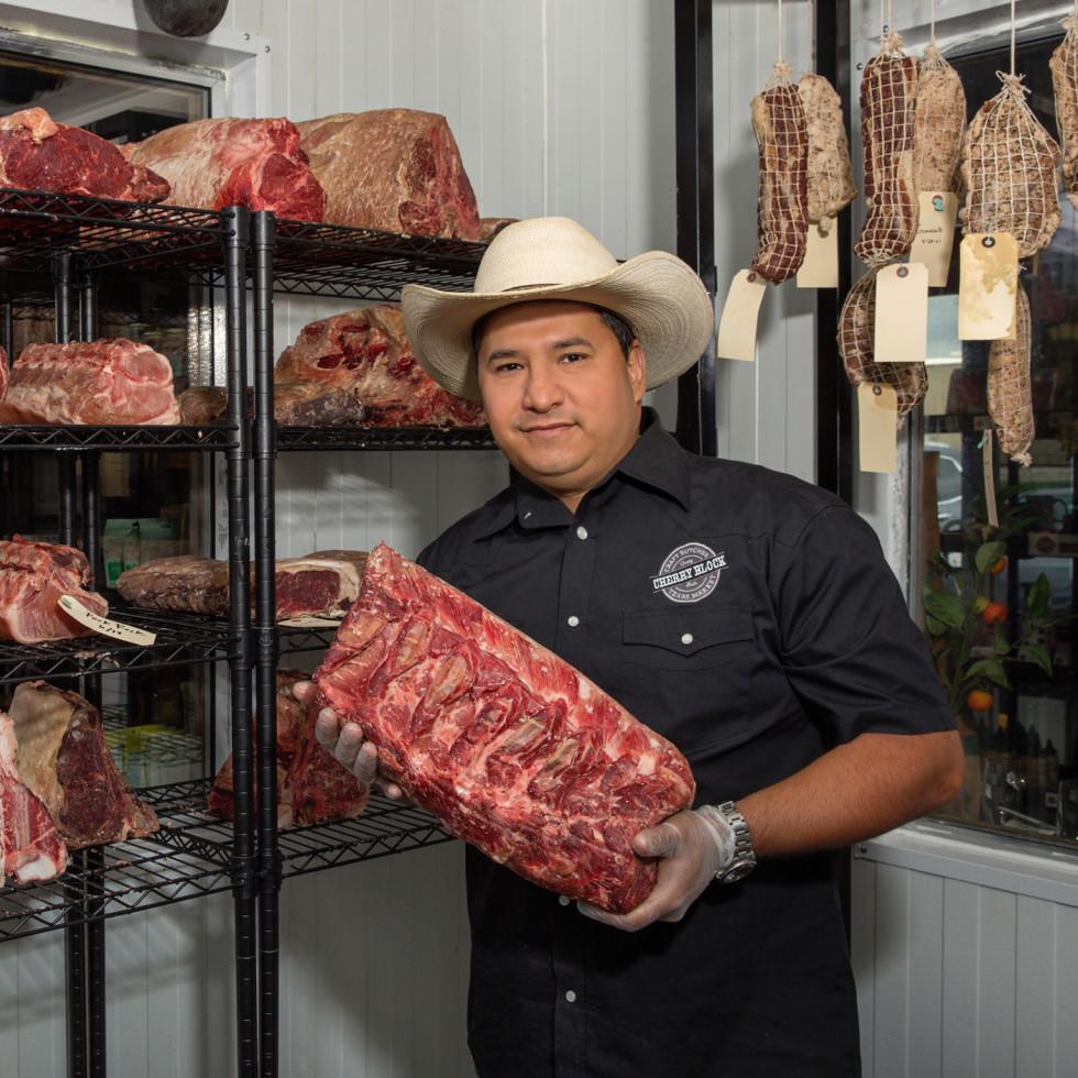 Cherry Block Craft Butcher and Kitchen Felix Florez