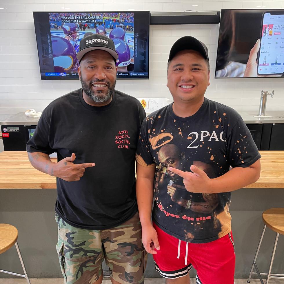 Bun B Andy Nguyen Trill Burgers
