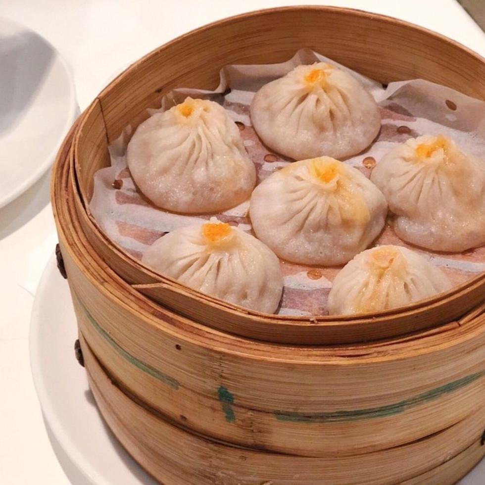 Bushi Bushi dumplings