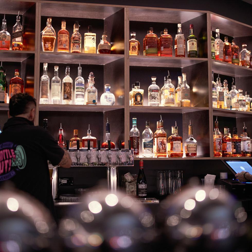 EightyTwo bartenders