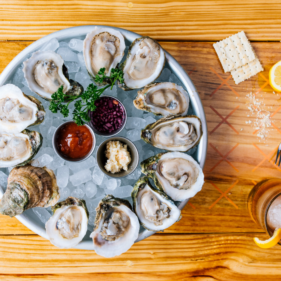 TLC oysters
