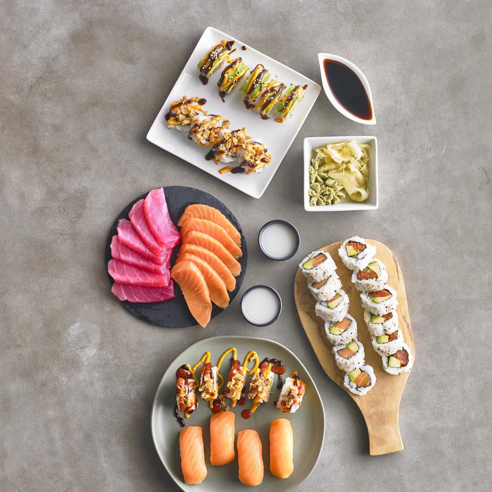 Central Market sushi