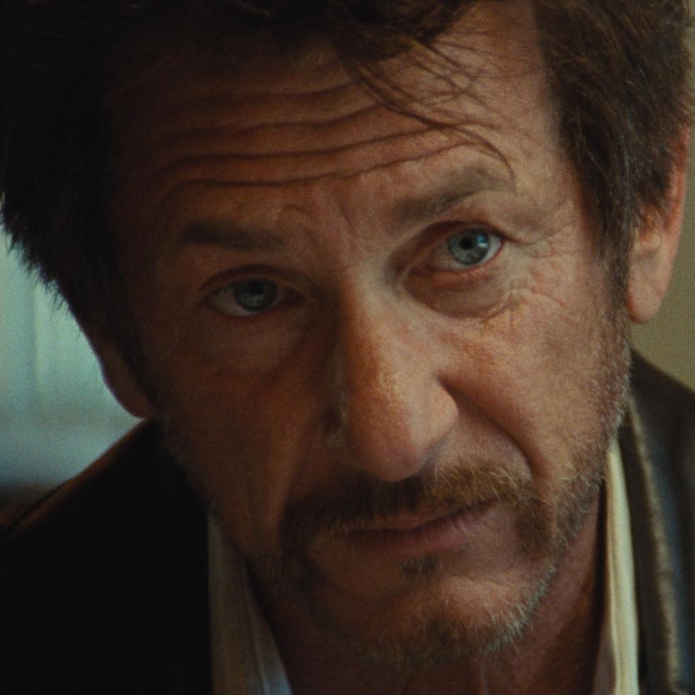 Sean Penn in Flag Day