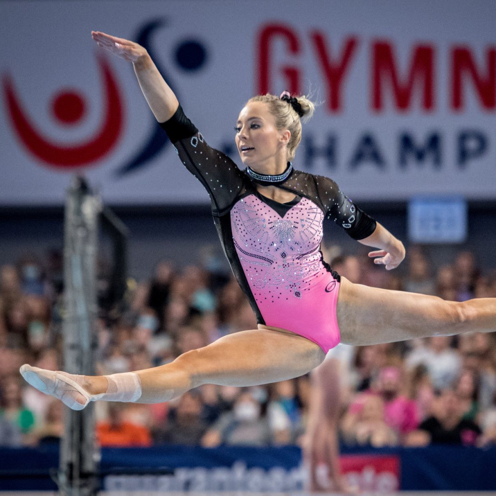 Gymnast MyKayla Skinner