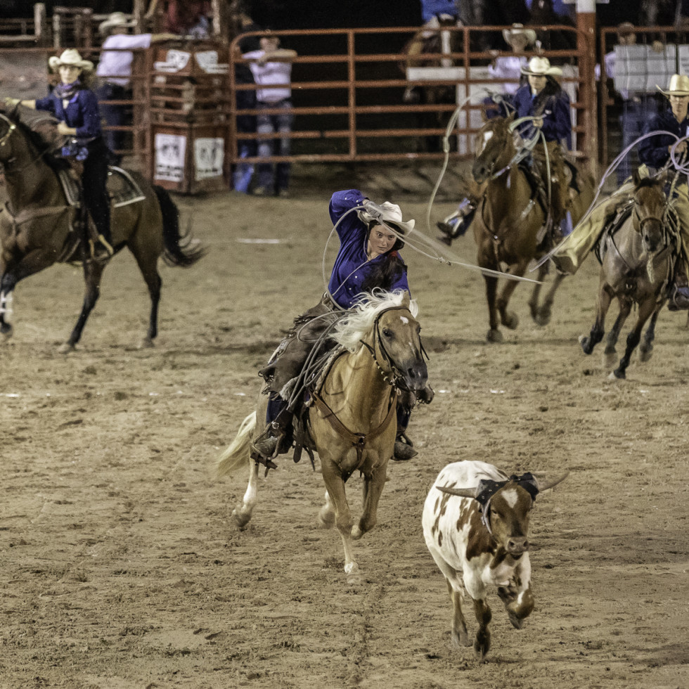 Women's Ranch Rodeo