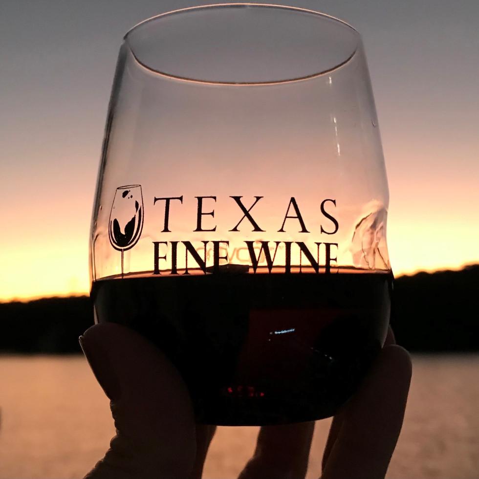 Texas Fine Wine Sunset Cruise, Dinner and Wine Tasting