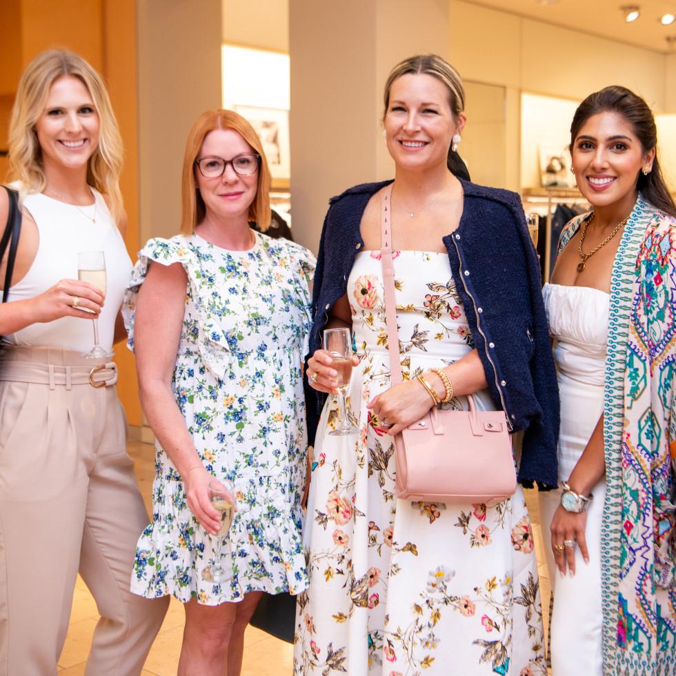 ICCC La Dolce Vita Neiman Marcus 2021 Amy Bruegging, Christina Milligan, Bethany Buchanan, Zinat Ahmed