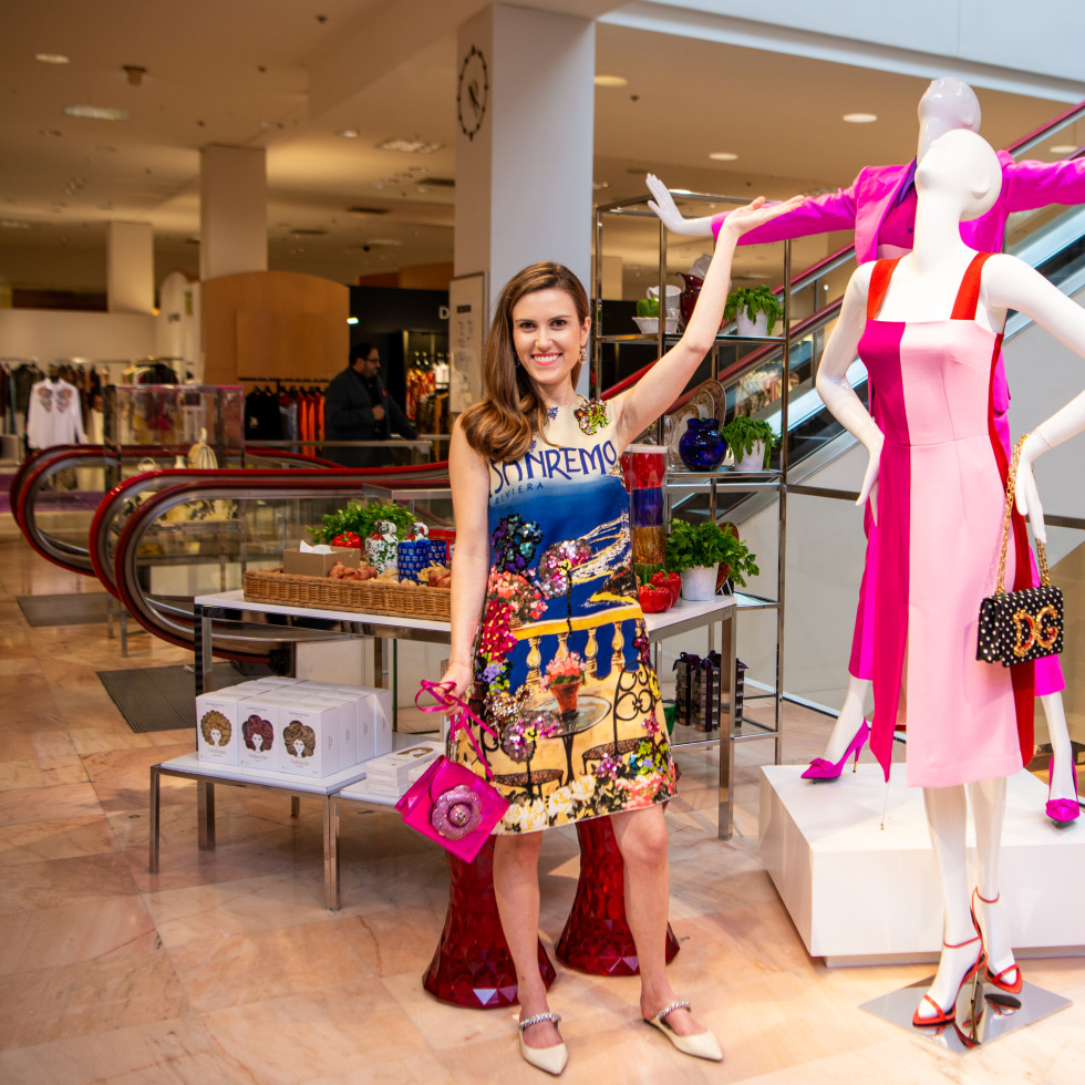 ICCC La Dolce Vita Neiman Marcus 2021 Heather Almond