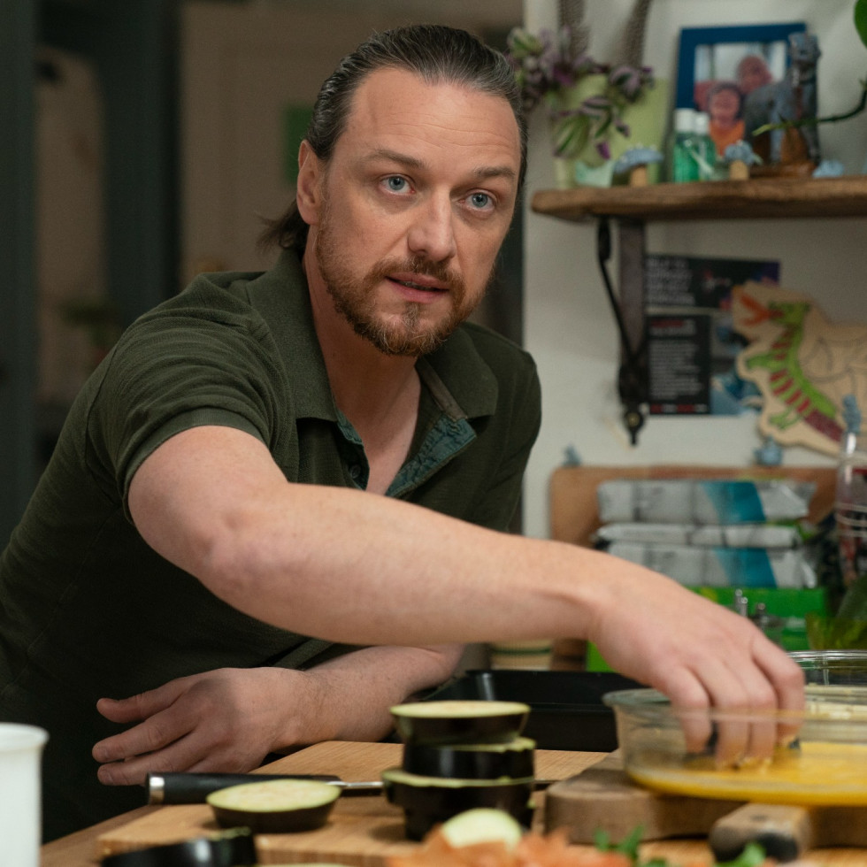 James McAvoy in Together