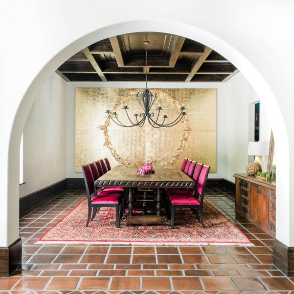 Mirador Group Spanish revival home