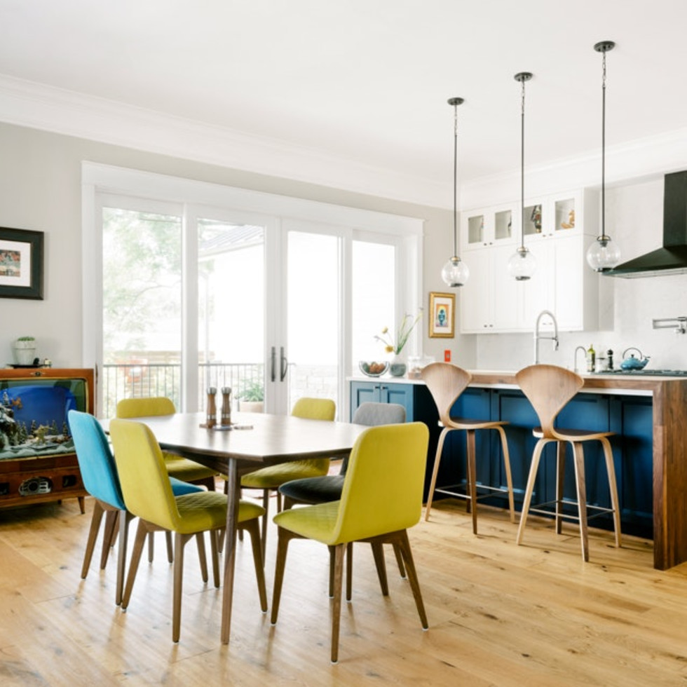 Mirador Group Craftsman home