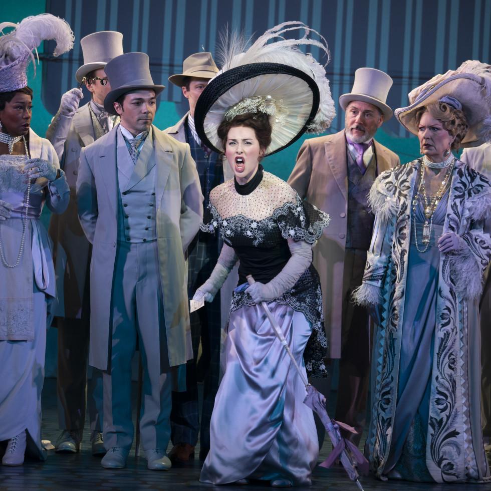 Broadway in Houston: My Fair Lady, Shereen Ahmed