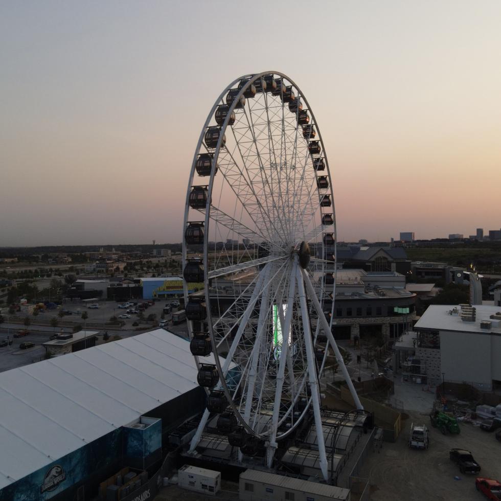 The Grandscape Wheel