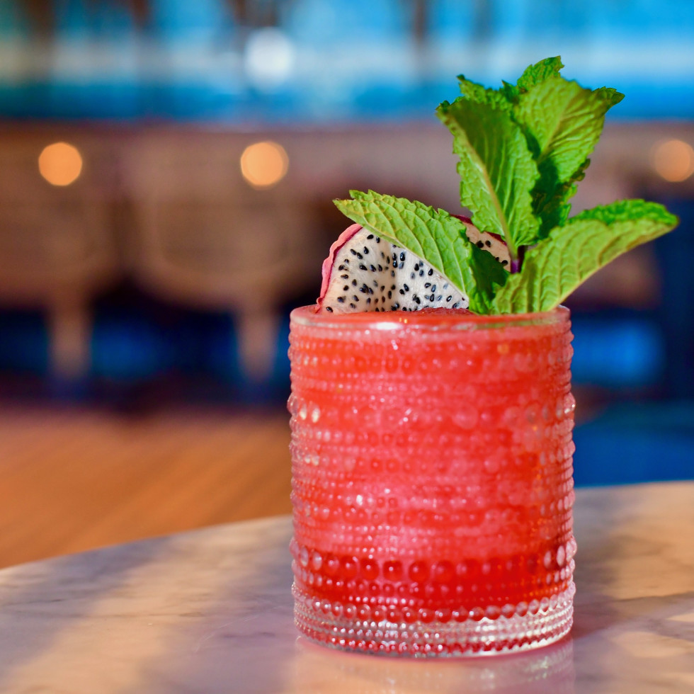 Casa Nomad tuliminati cocktail