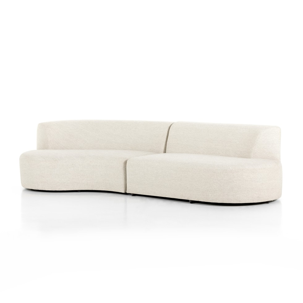 Four Hands sectional