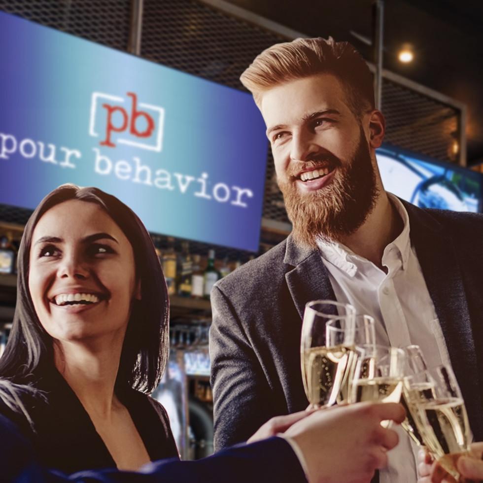 Pour Behavior