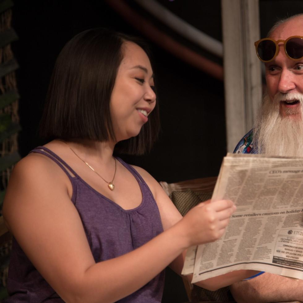 Main Street Theater presents Darwin in Malibu