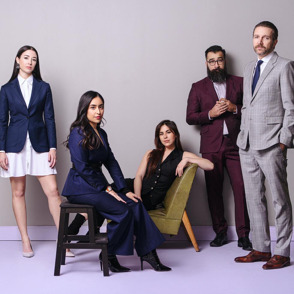 Limatus Bespoke team