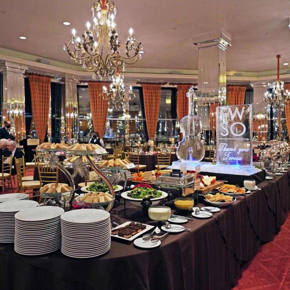 FWSO dinner, City Club