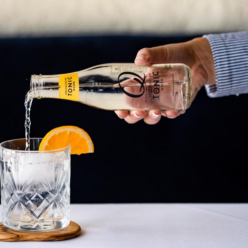 Lulu's River Oaks cocktail