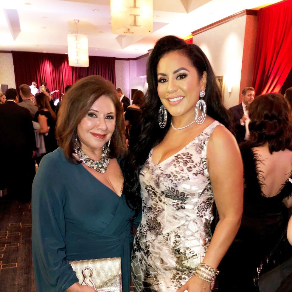 Operation Smile Gala 2021 Debbie Festari Iraida Brown