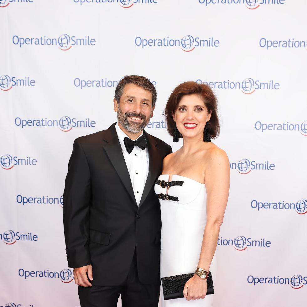 Operation Smile Gala 2021 Al Stacey Lindseth