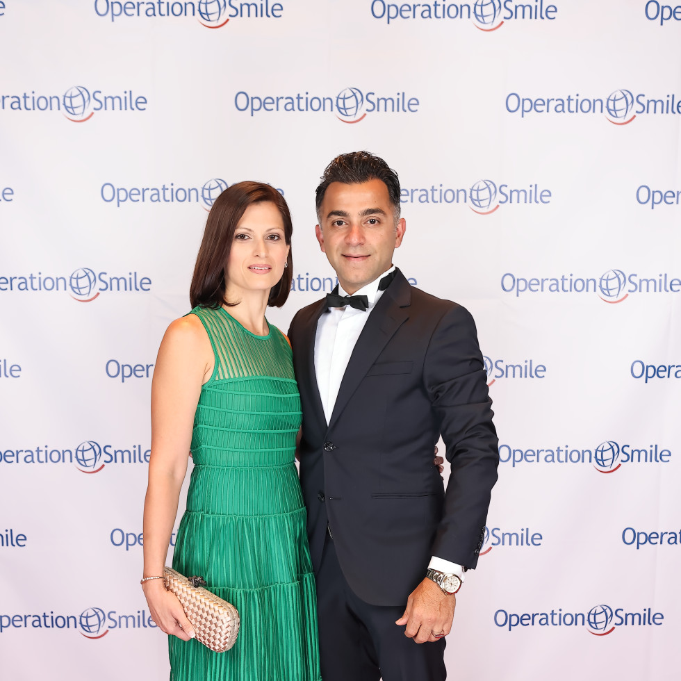 Operation Smile Gala 2021 Mona Arshad Ramji