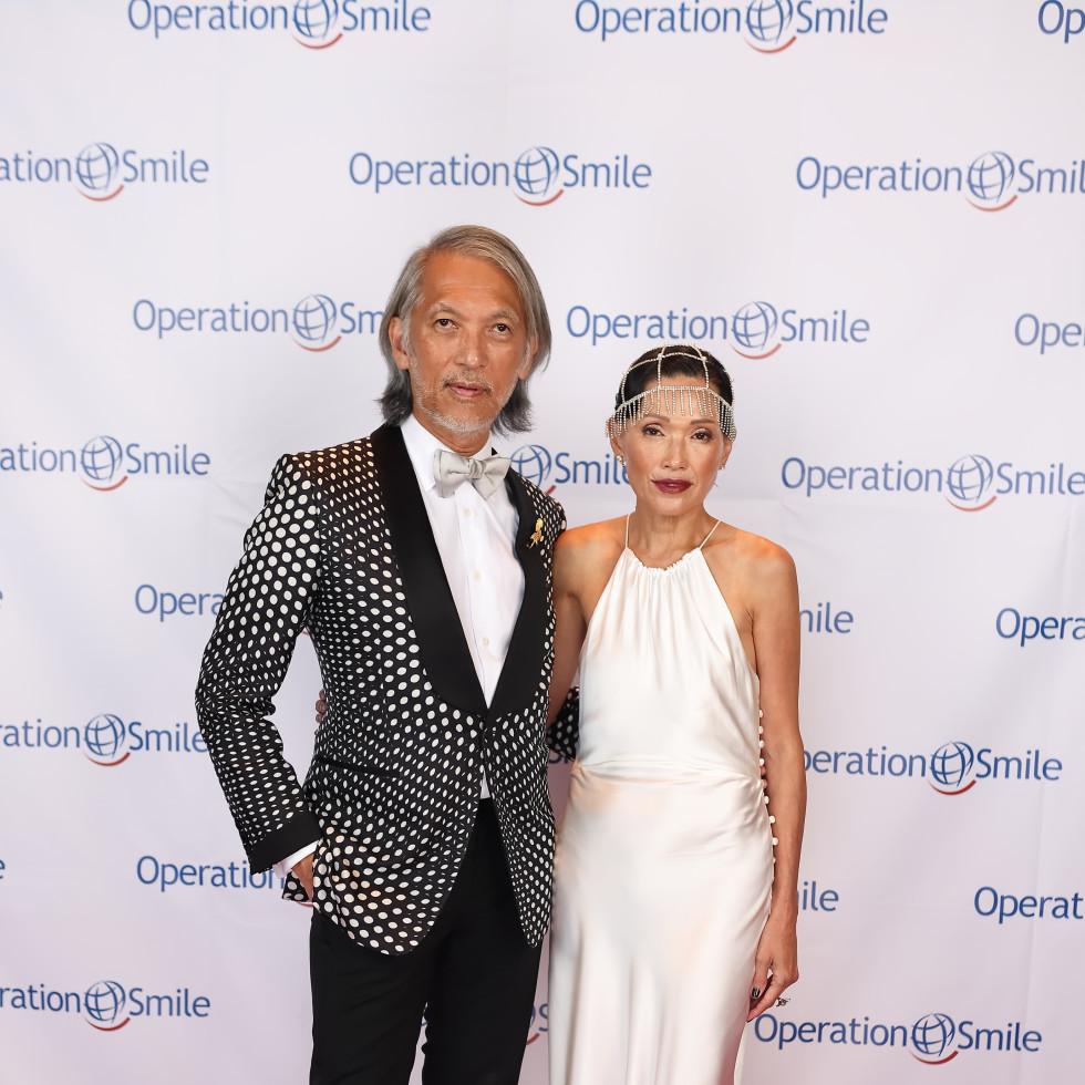 Operation Smile Gala 2021 Drs. Marc Duyen Nguyen