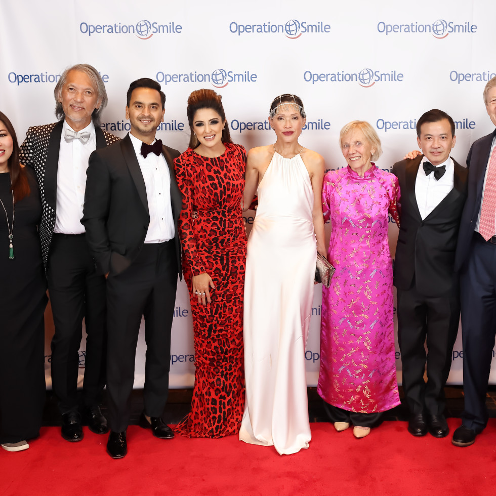 Operation Smile Gala 2021 event chairs host committee