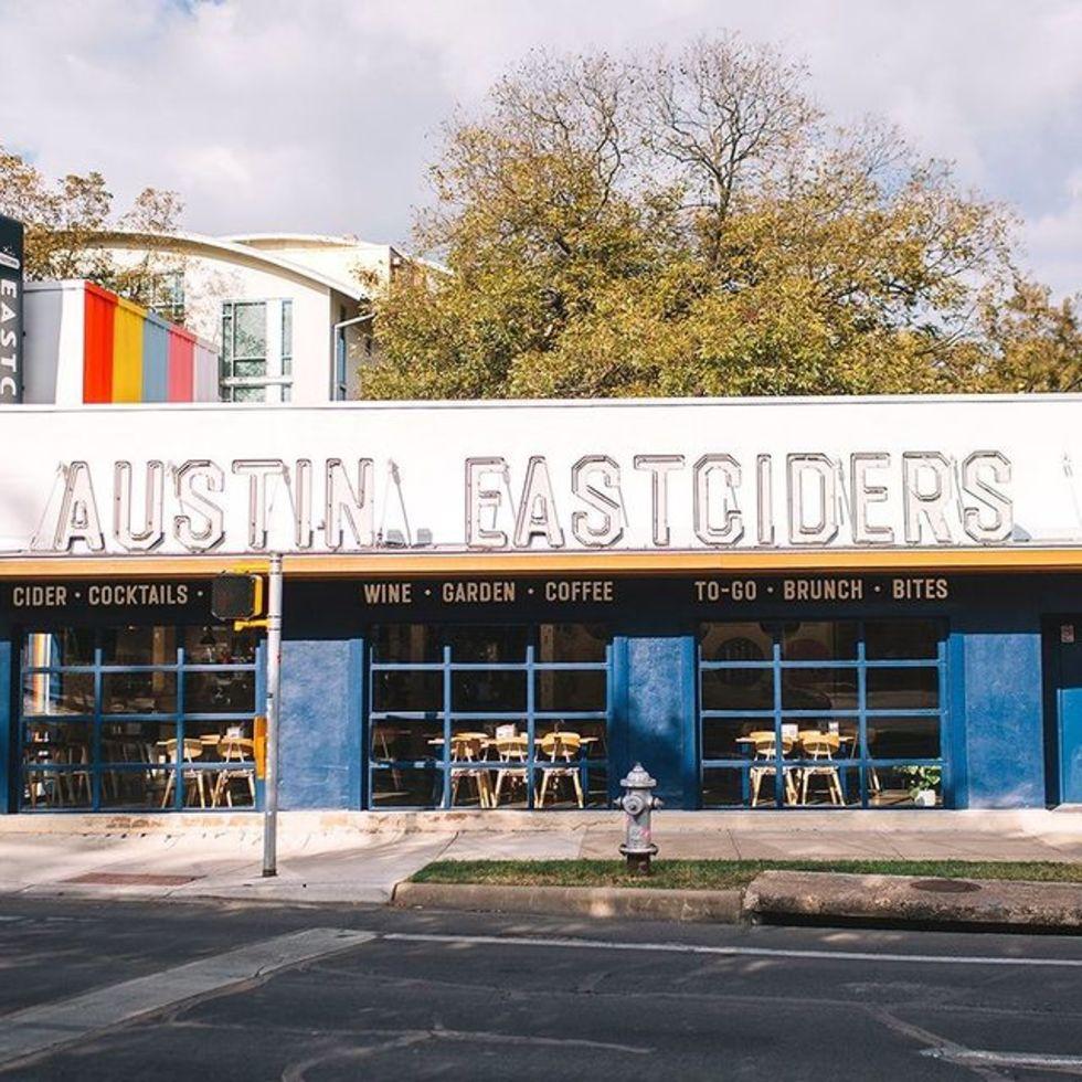 Austin Eastciders Barton Springs