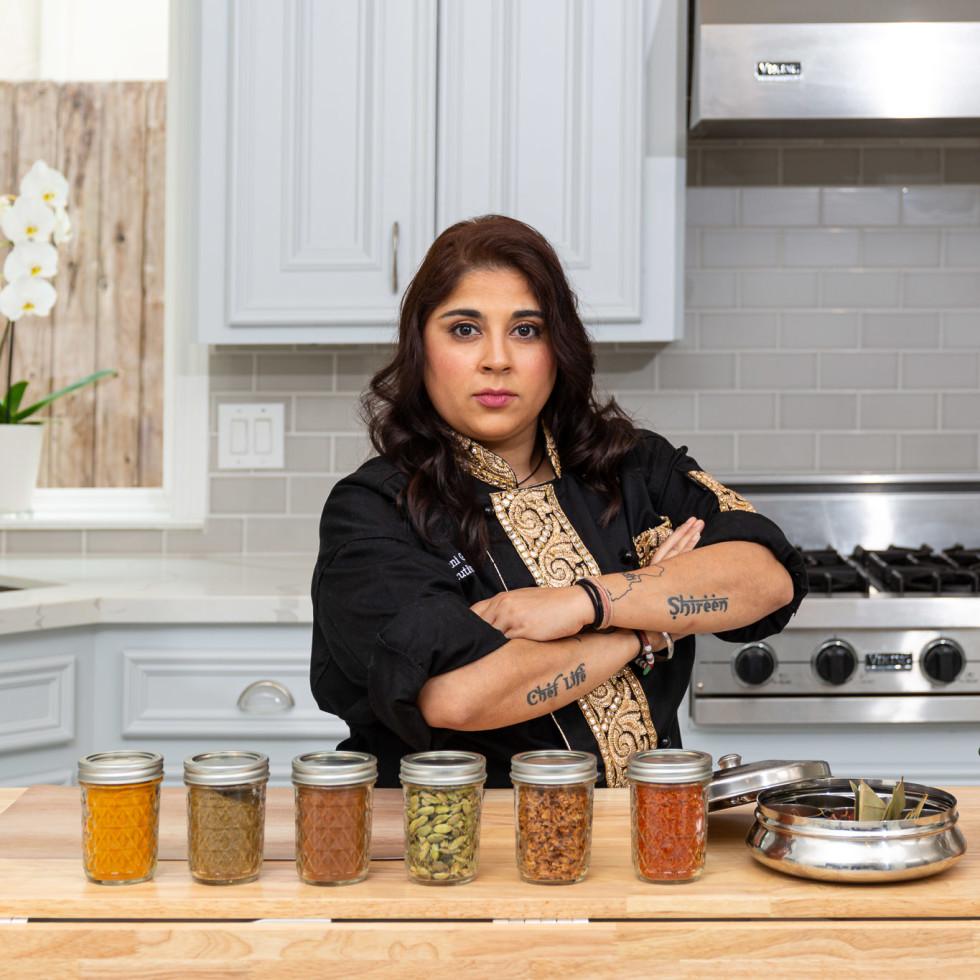 New York Eatery Roshni Gurnani