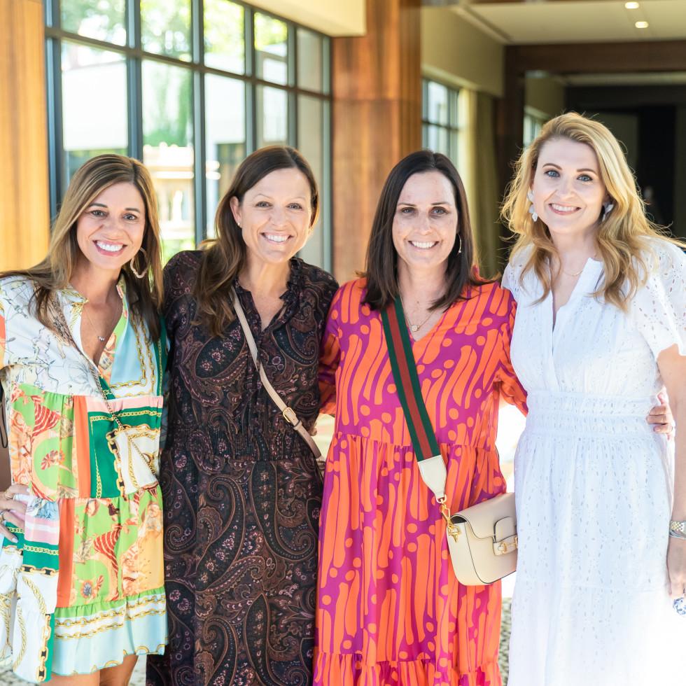 Carly Dunson Shannon Phillips, Mandy Bain, Suzanne Bright