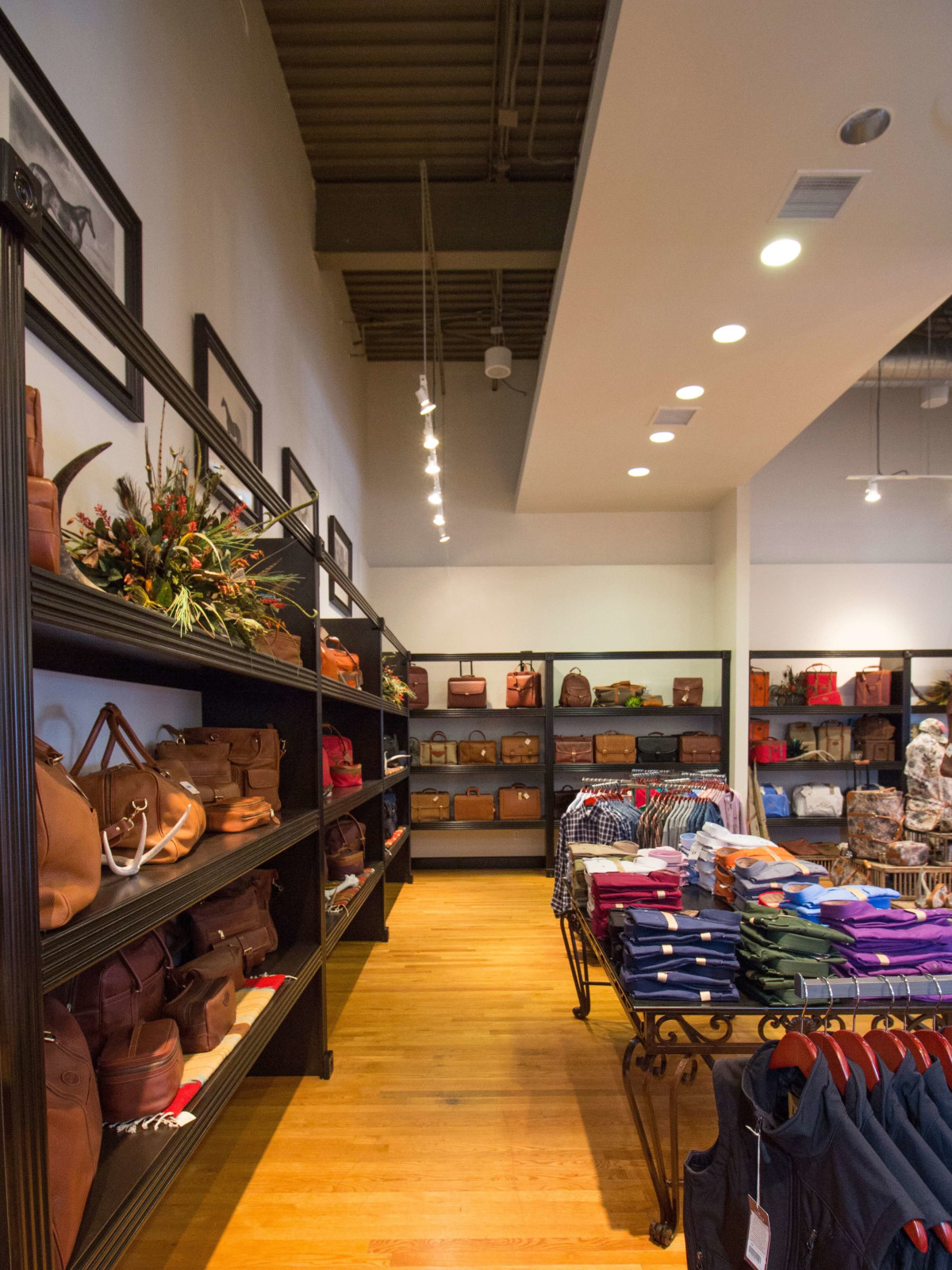 King Ranch Saddle Shop lands in River Oaks with high western