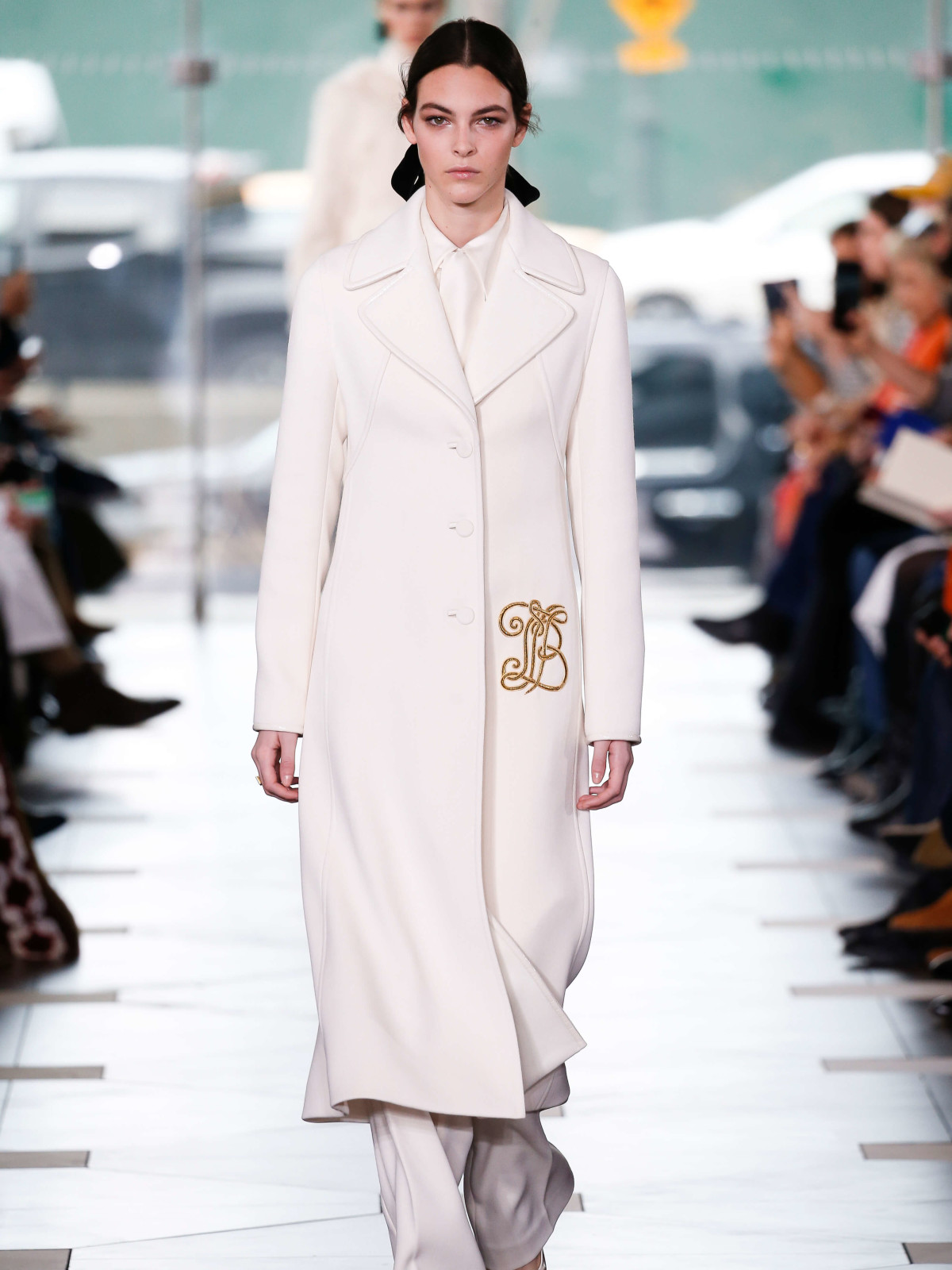 6ffb508a09e Tory Burch feels the love with collection that showcases new logo ...