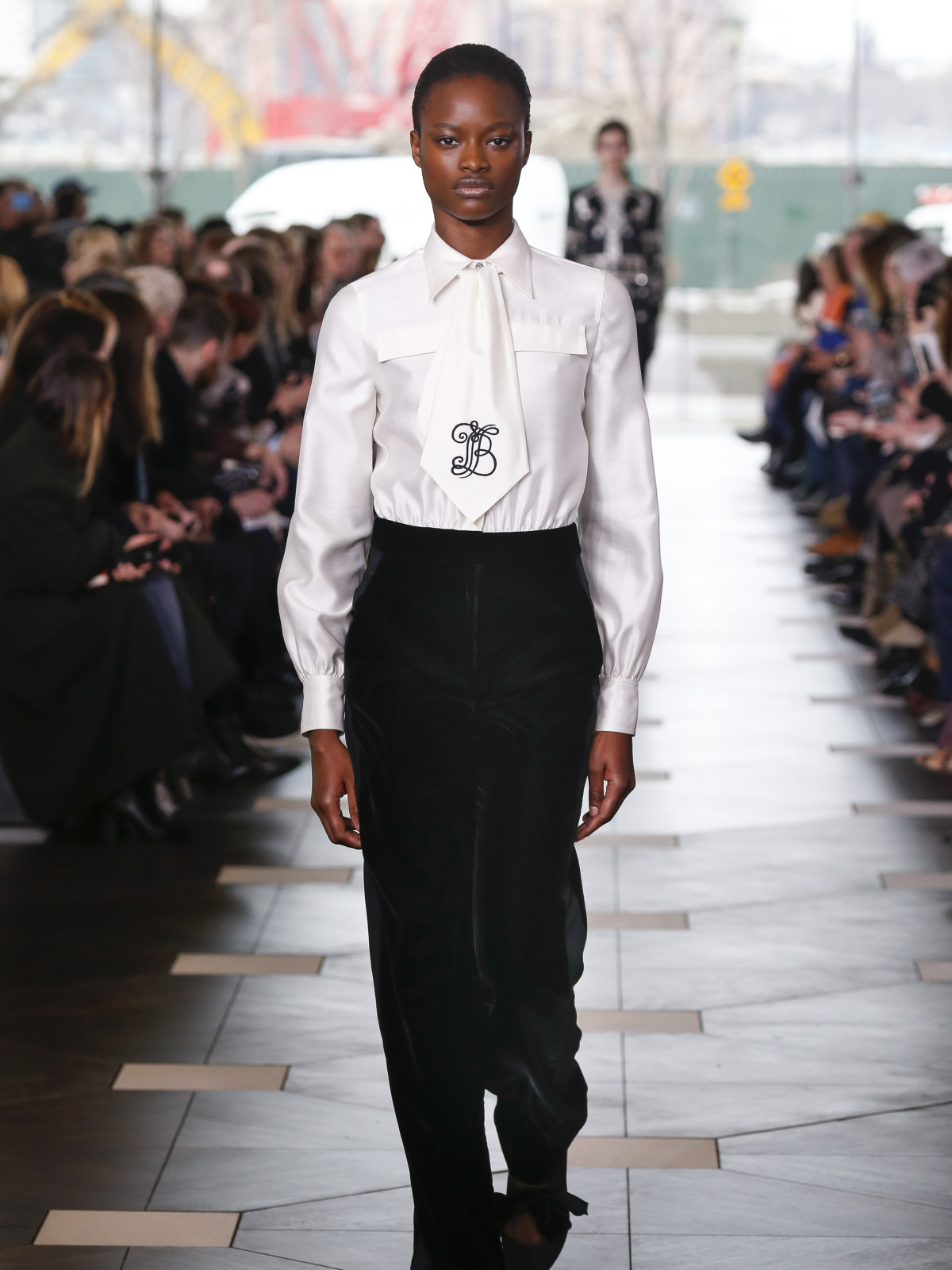 52ac0bbc34 Tory Burch feels the love with collection that showcases new logo ...