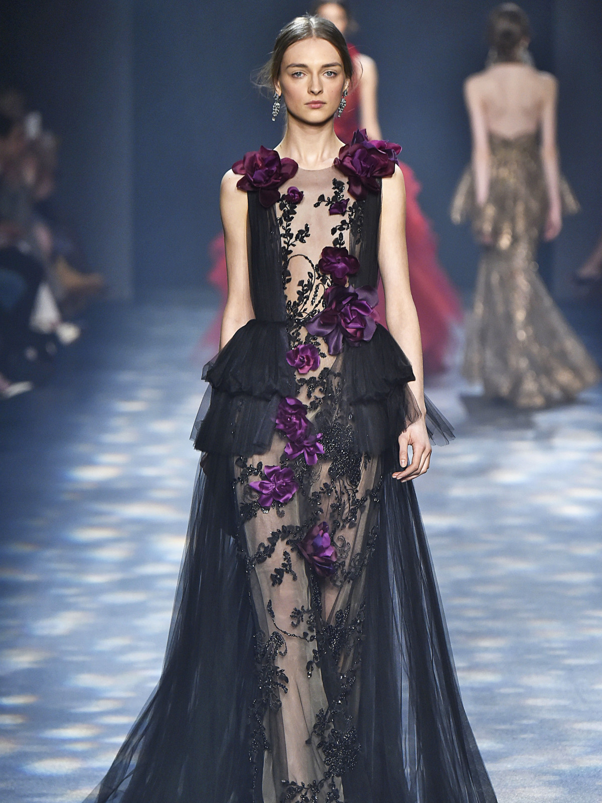 2699f85fe Marchesa collection features magnificent evening gowns fit for a ...