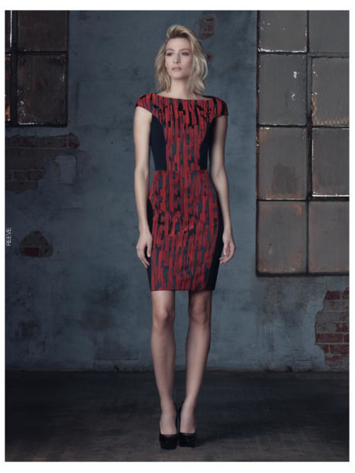 64f295b4f17 Mad Men designer aims for contemporary look with new collab ...