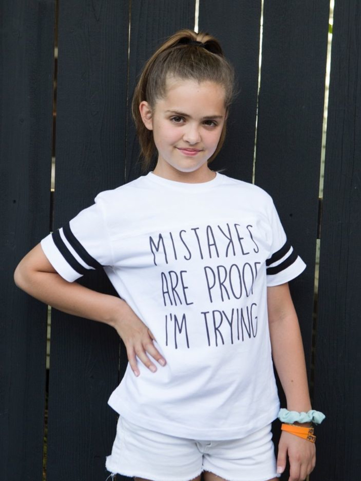8a765a76 Kind to the Core: Houston duo launches value-based kid's T-shirt ...