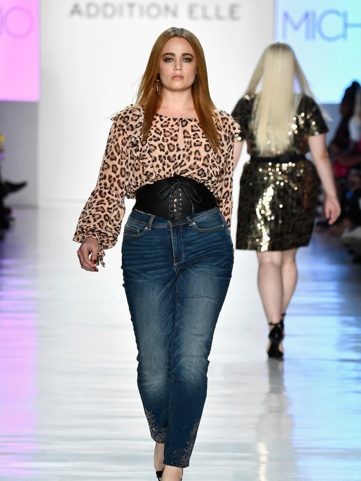 Ashley Graham And Other Curvy Models Rule The Runway At Fashion Week Culturemap Houston