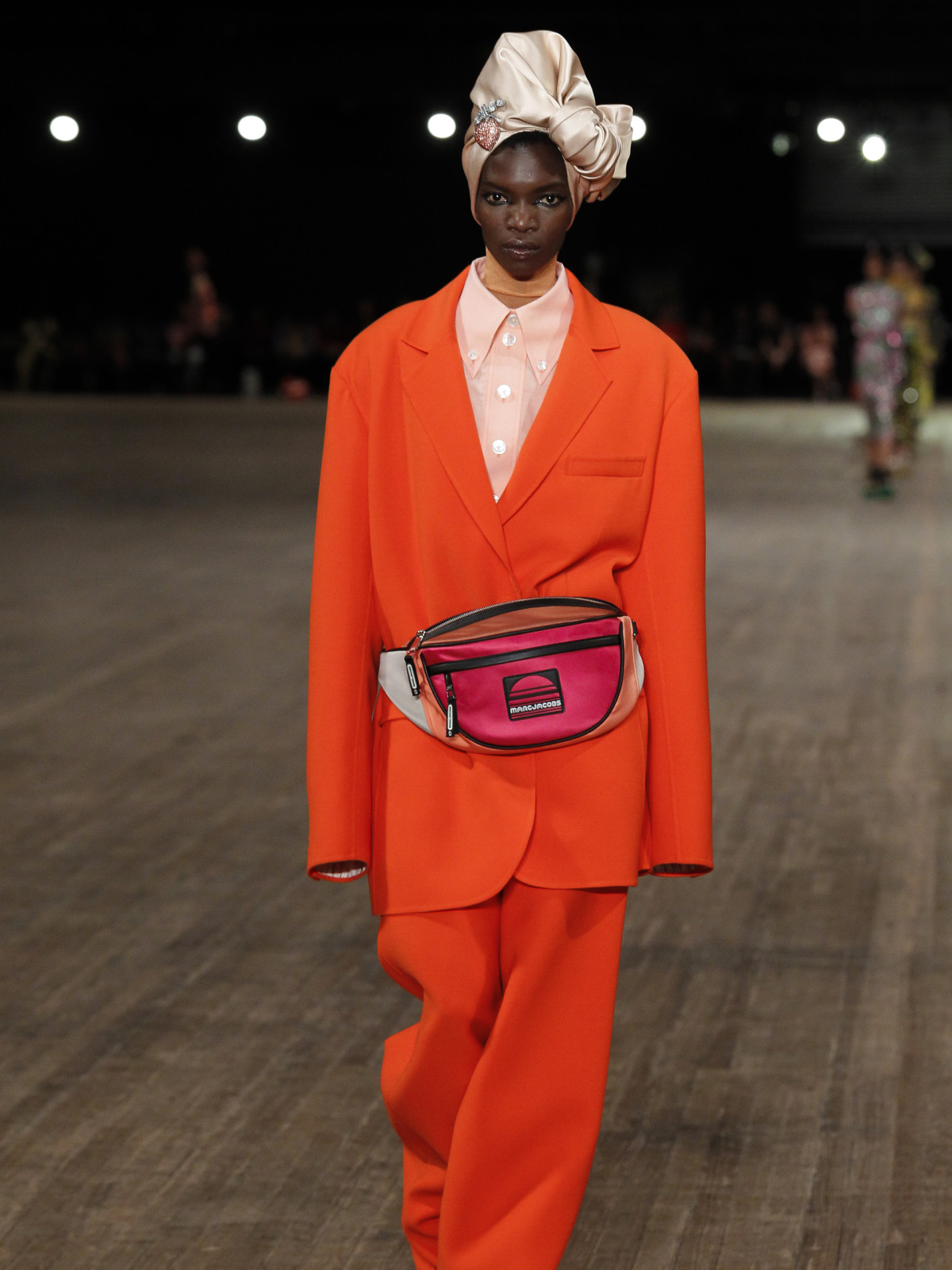 422974b16d Marc Jacobs lets his designs do the talking, courts controversy ...