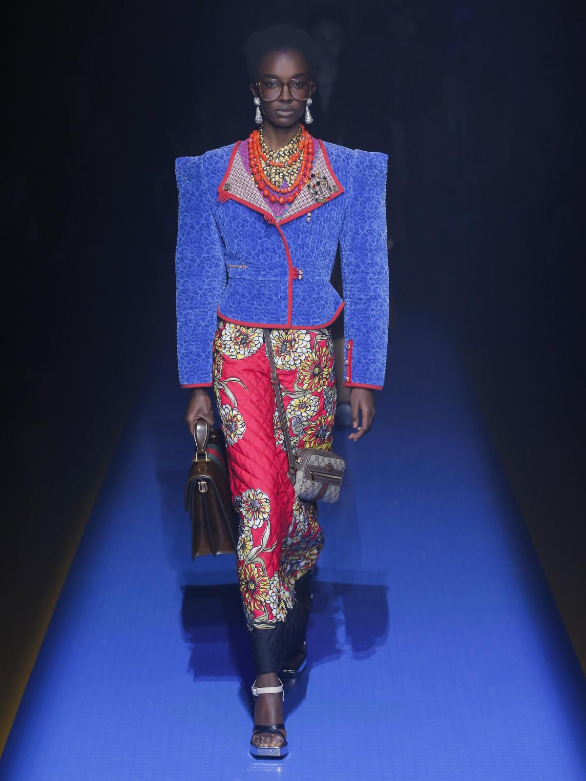 f1ffc8ef005 Milan Fashion Week: 39 cool looks from Gucci, Prada, Fendi, and more ...